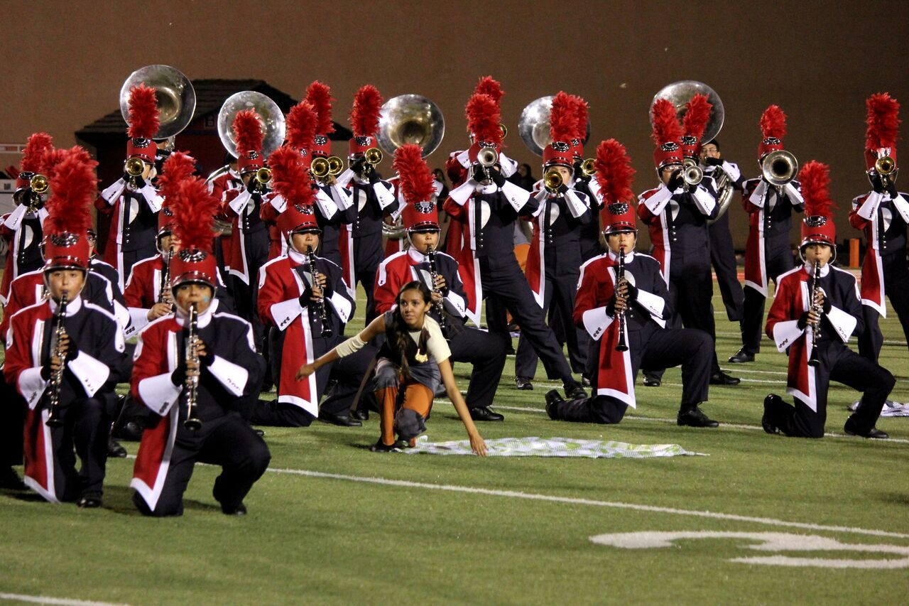 Plainview High School Band 2014: Heroes and Villains - YouTube |Plainview Band
