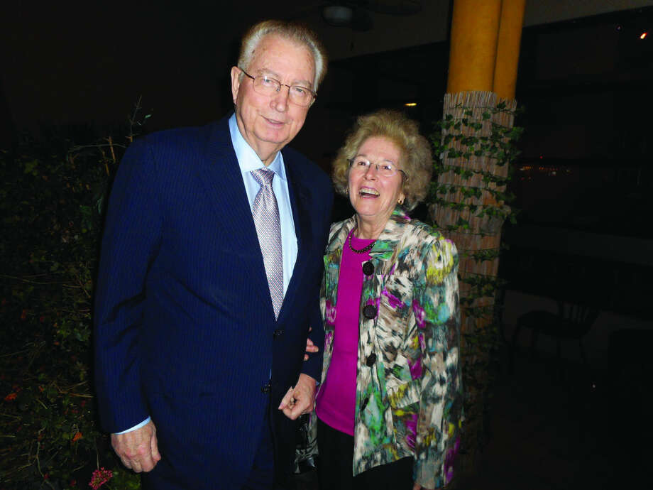 Dr. Ken Mattox, a 1960 WBU graduate, is pictured with his wife/ June. Dr. Mattox is one of Wayland's most influential alums, serving as the chief of staff at Ben Taub General Hospital. Wayland's Impact 2020 campaign includes an initiative to rename the School of Math and Sciences in his honor.