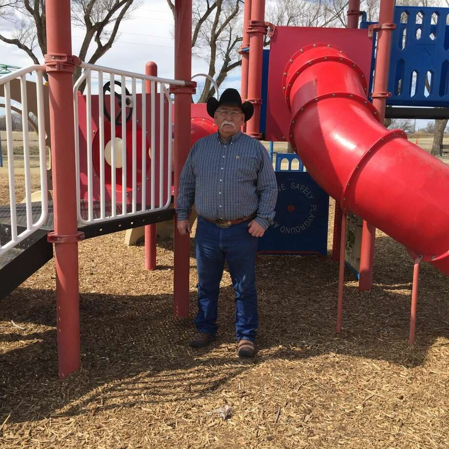 After 25 years, City of Plainview Parks superintendent Rusty Reese will retire from his post after a fulfilling career. Photo: Homer Marquez/Plainview Herald