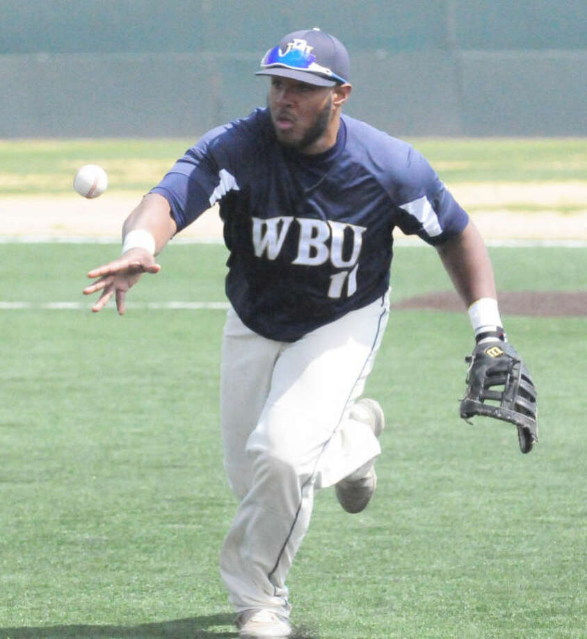 Gaby De La Cruz went two-for-three with a double and a triple in Saturday's 3-1 win over MACU. The sophomore from Carolina, Puerto Rico helped lead the Pioneers to their 16thstraight win, the longest win streak since 2007. Photo: Wayland Baptist University Photo