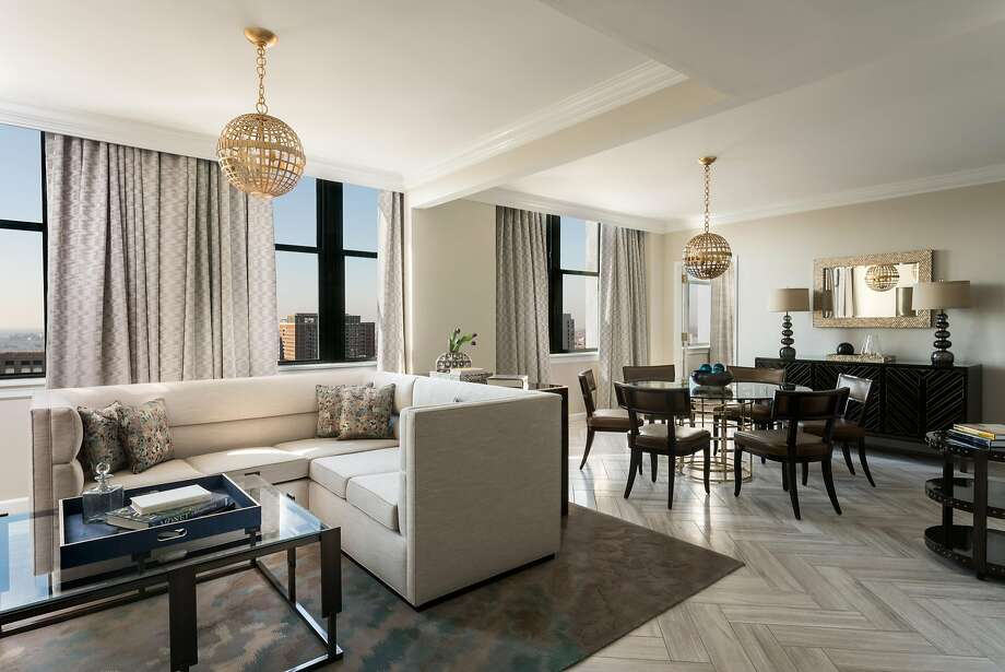 Suite Spot Ritz Carlton Philadelphia Sfgate