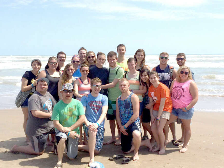 Wayland Baptist UniversityWayland Baptist University students participated in Beach Reach to minister to spring breakers in South Padre Island. The trip was coordinated by Baptist Student Ministries.