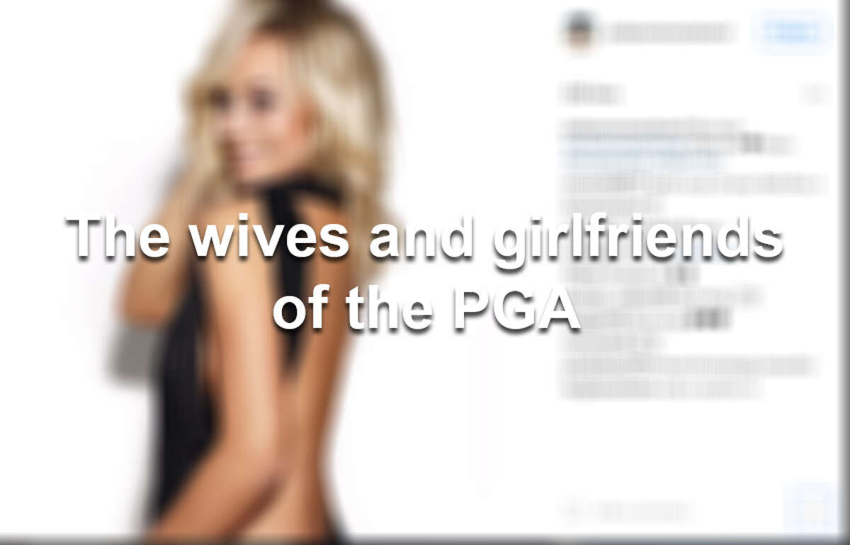 Click through the gallery to see wives and girlfriends of the PGA's top golfers, according to social media accounts and reports.