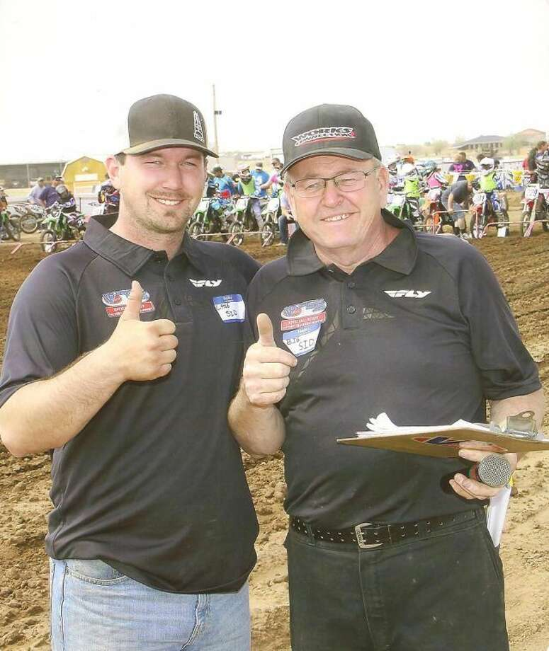 Courtesy PhotoBraden and Brandon Brownlee at Round four of the 2013 2nd Annual Big Side of Texas Spring Championships at Bower MX in Amarillo.