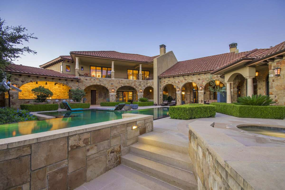 This Austin estate is hitting the auction block next week.