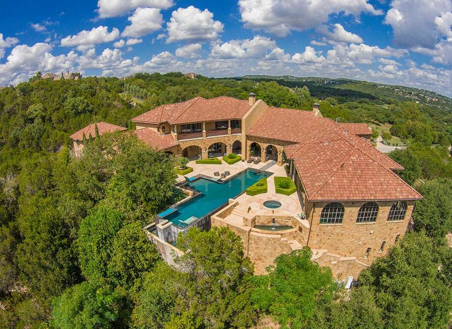 This Austin estate is hitting the auction block next week. Photo: Concierge Auctions