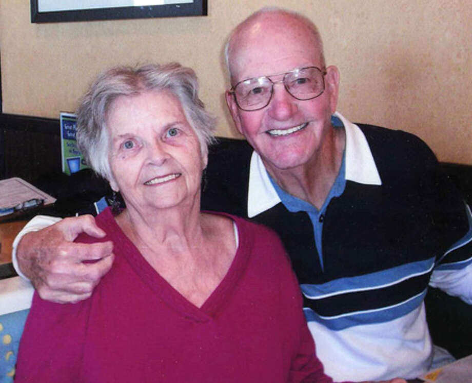 June and Jerry Ticer mark 65 years. Photo: Courtesy Photo