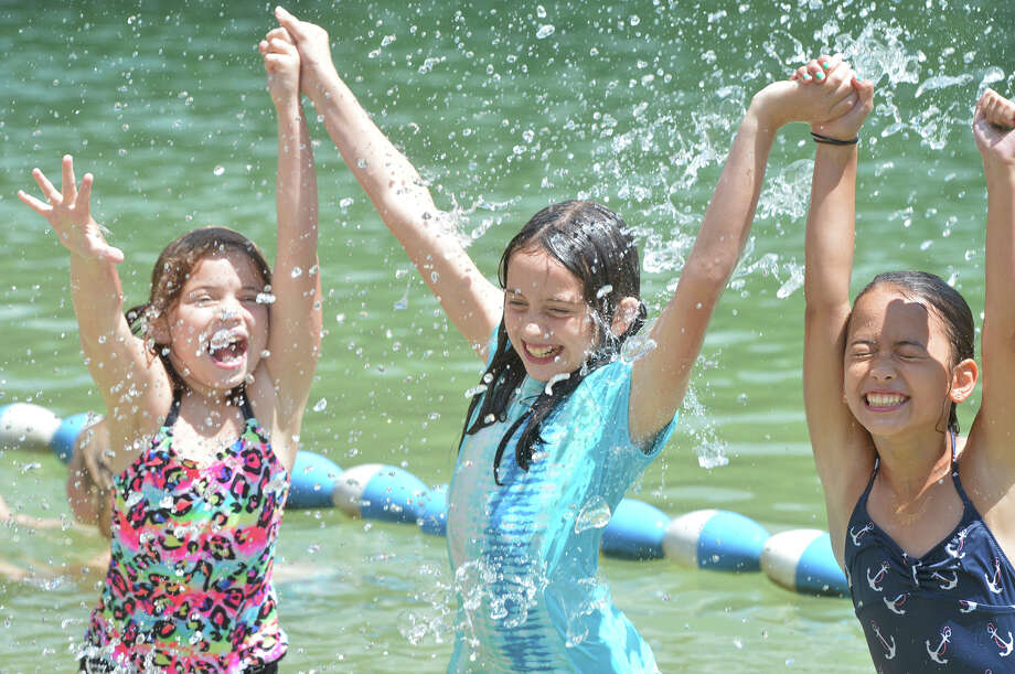 Click through the slideshow to see where you can bring the kids to have some water fun in Connecticut this summer.  Photo: Alex Von Kleydorff, Hearst Connecticut Media / Connecticut Post