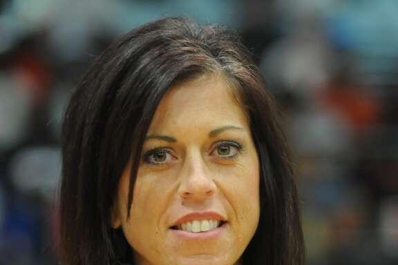 Kingwood Park Head Volleyball Coach Tammy White