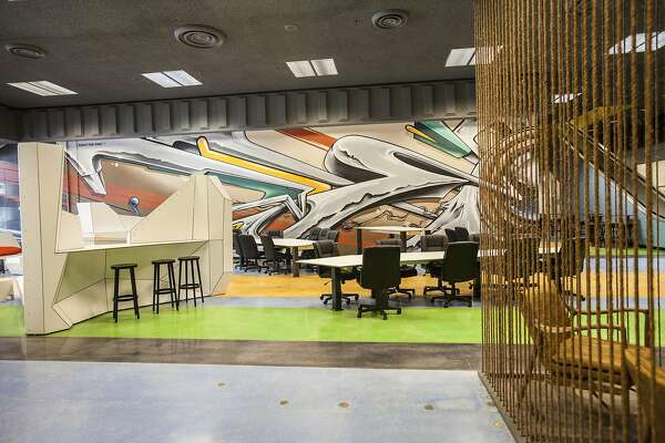 Beyond the cube: Co-working spaces offer a hipper take on