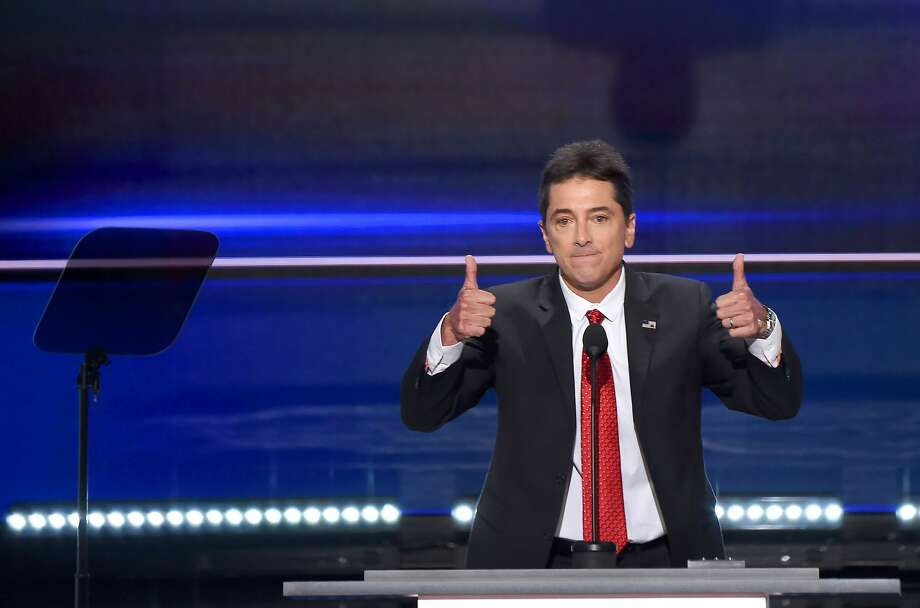 Chachi's most recent appearance, however, was speaking at the 2016 Republican National Convention in support of Donald Trump. Photo: ROBYN BECK/AFP/Getty Images