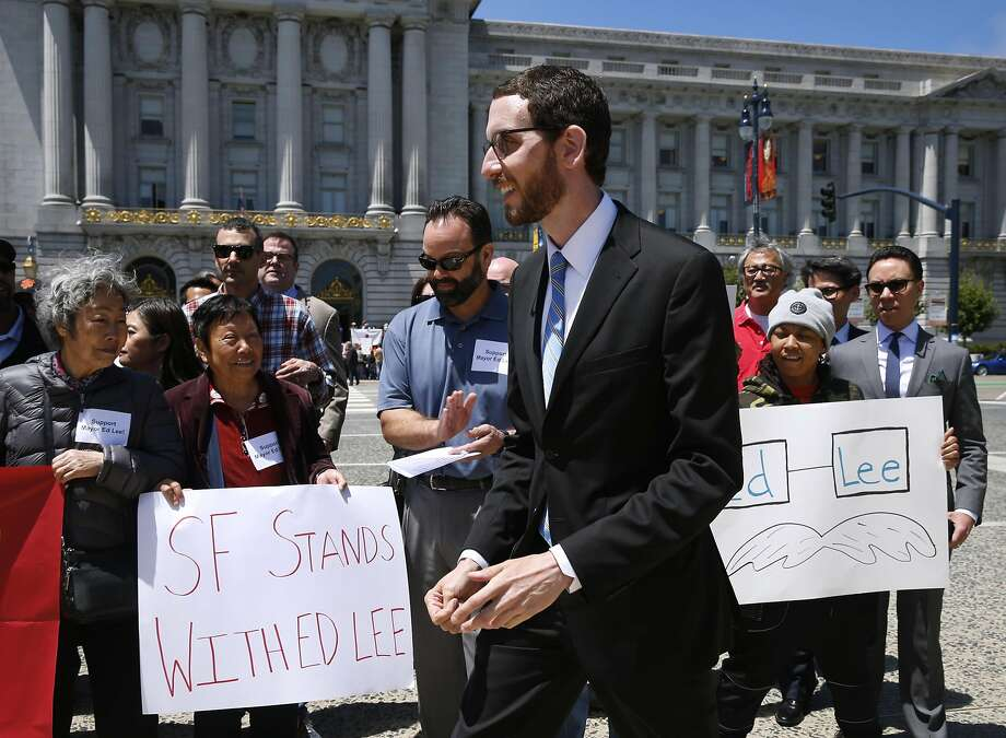 Supervisor Scott Wiener  Photo: Paul Chinn, The Chronicle