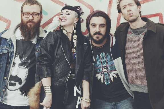 Hiatus Kaiyote is scheduled to perform Friday, Aug. 5, at Outside Lands.