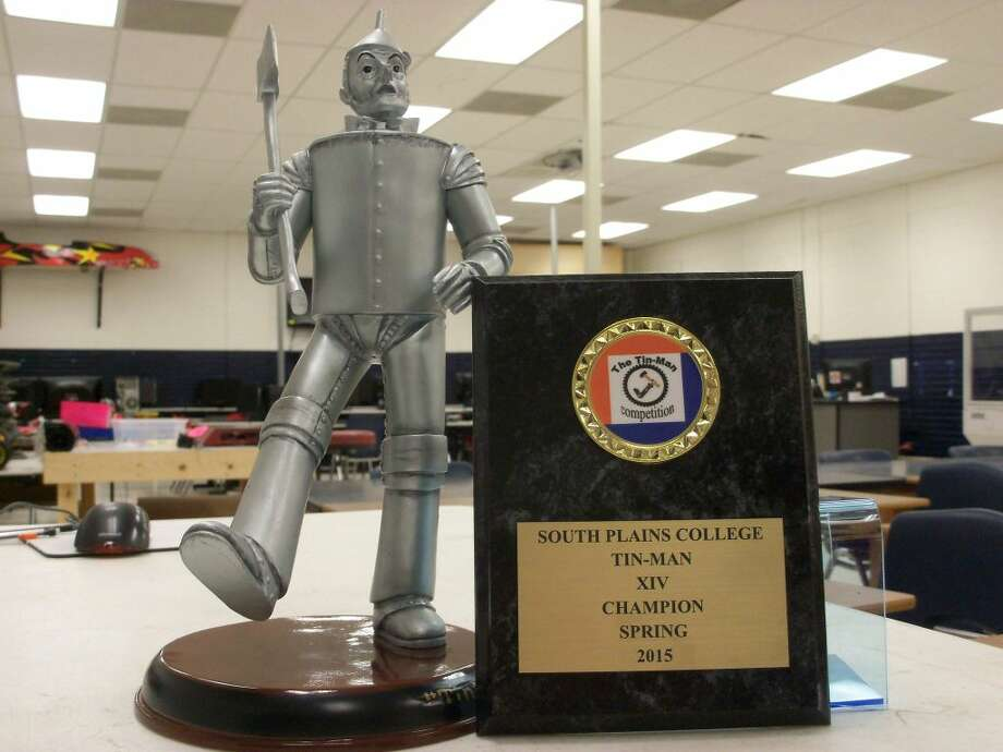 The PHS Robotics team took home their fifth championship trophy at the Tin Man XIV competition last Friday.