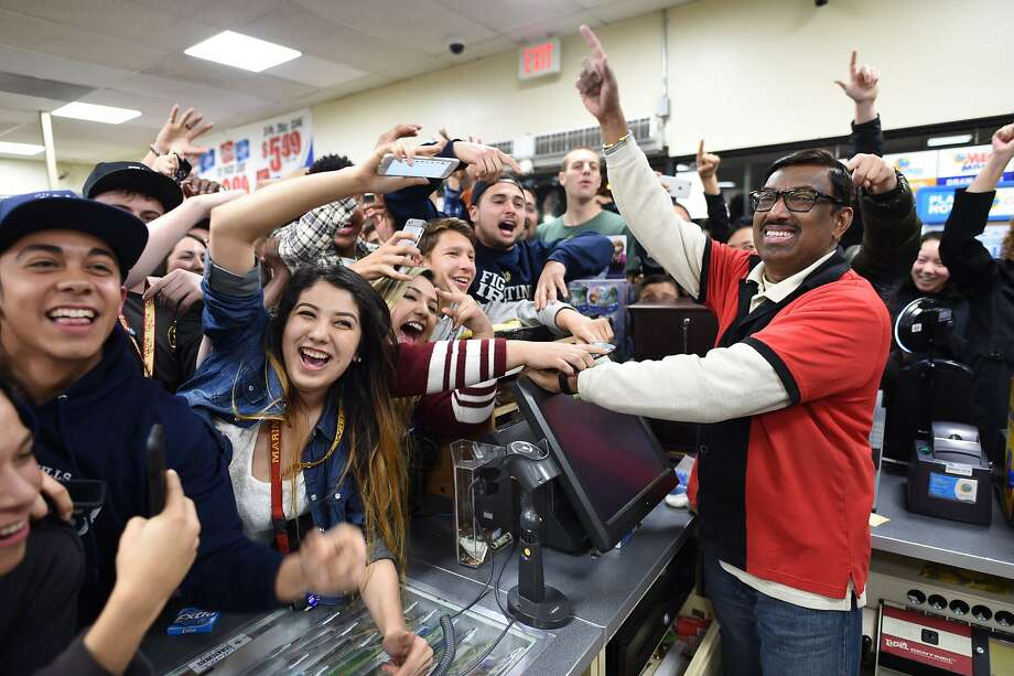California winners of record jackpot cash in after 6-month