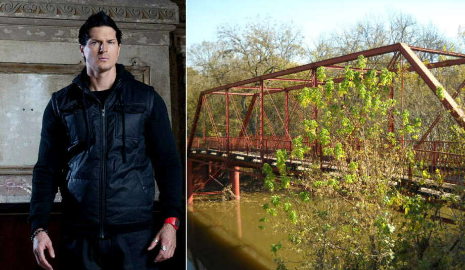 "No, it wasn't the KKK at Old Alton Bridge - just the ""Ghost Adventures"" crew.KEEP CLICKING TO SEE OTHER SPOOKY SITES ACROSS THE LONE STAR STATE."