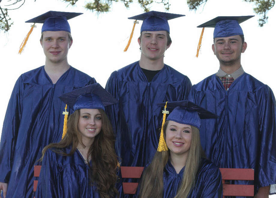 PACE GraduatesLisa Davis/Courtesy PhotoThe PACE (Plainview Area Christian Educators) Class of 2015 includes Johanna Macha (front left), Alyssa Davis, David Gary III (back left), Dalex Gary and Todd Borland. The students have been home schooled.