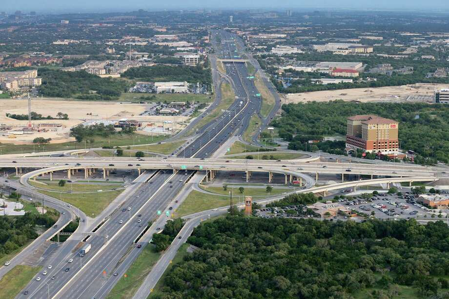 A $320 million master-planned community is in the works close to the booming intersection of Interstate 10 and Loop 1604. Photo: Edward A. Ornelas /San Antonio Express-News / © 2016 San Antonio Express-News