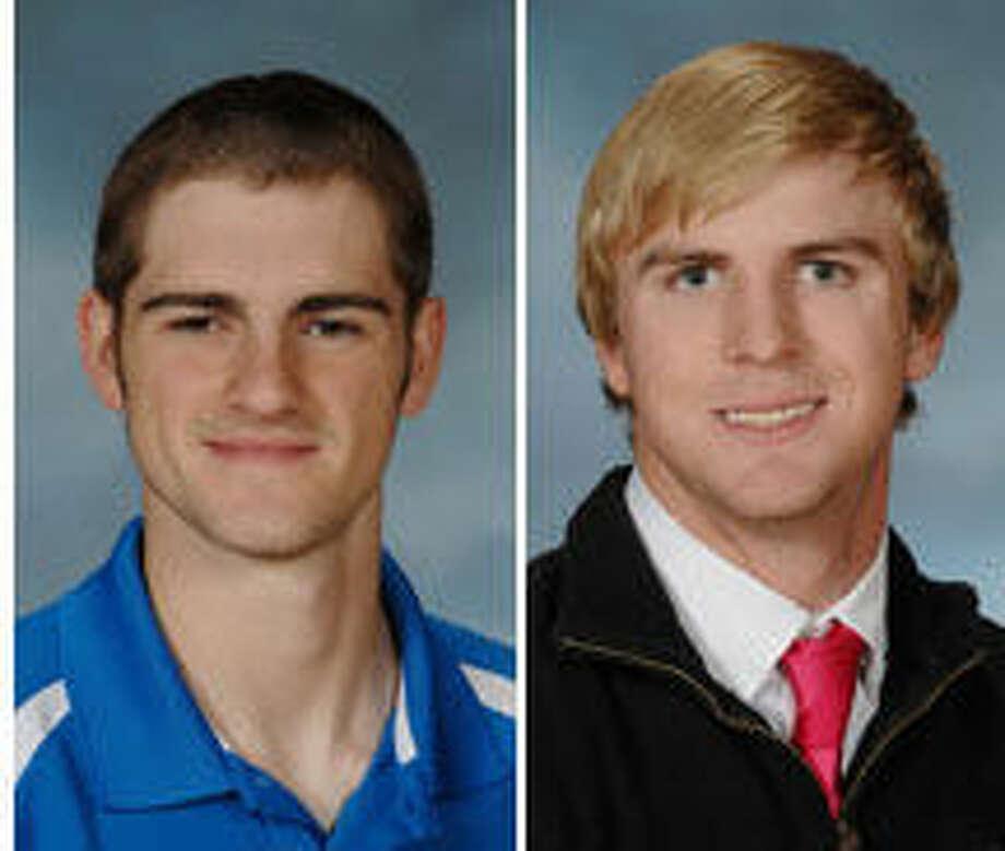 Josh Patton, Riley Cogdell