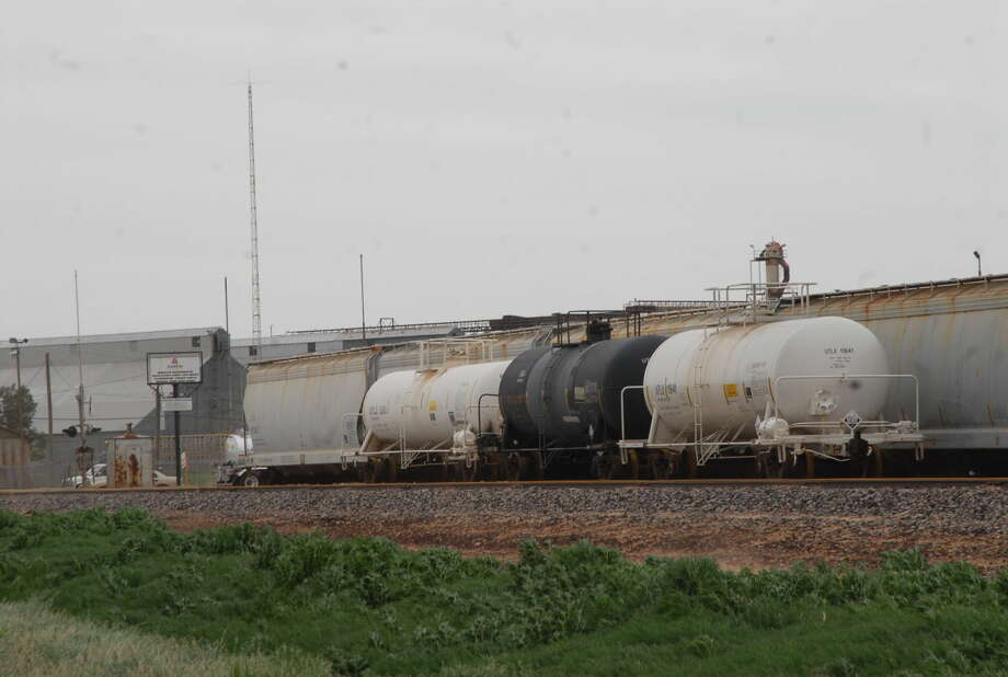 A segment of railway that runs from Dimmitt to Plainview was recently sold to a growing Kansas transportation company. Photo: Homer Marquez/Plainview Herald