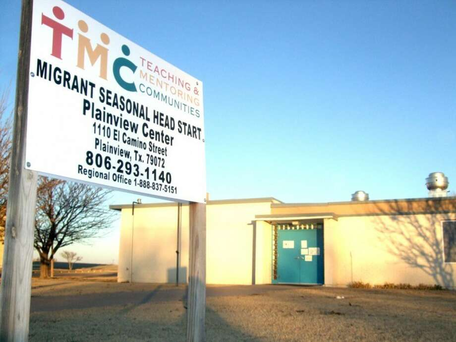 Kevin Lewis/Plainview HeraldAbout 100 children attend Plainview's Head Start Center, 1110 El Camino St. While the center had some issues with hiring practices three years ago, an official says those have been corrected and the facility has no deficiencies.