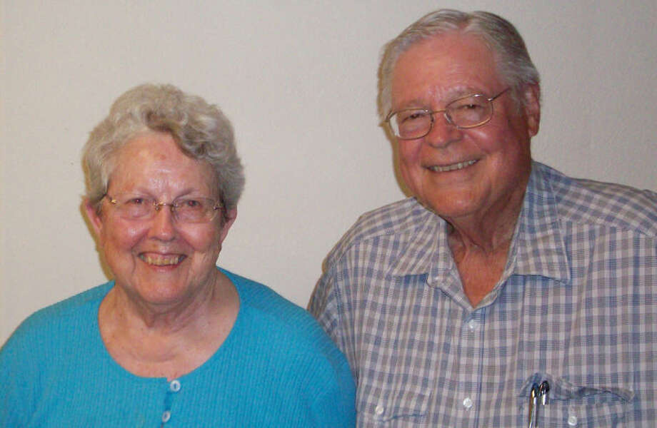 Bill and Ann Jones of Littlefield are RSVP Volunteers of the Month Photo: Courtesy Title