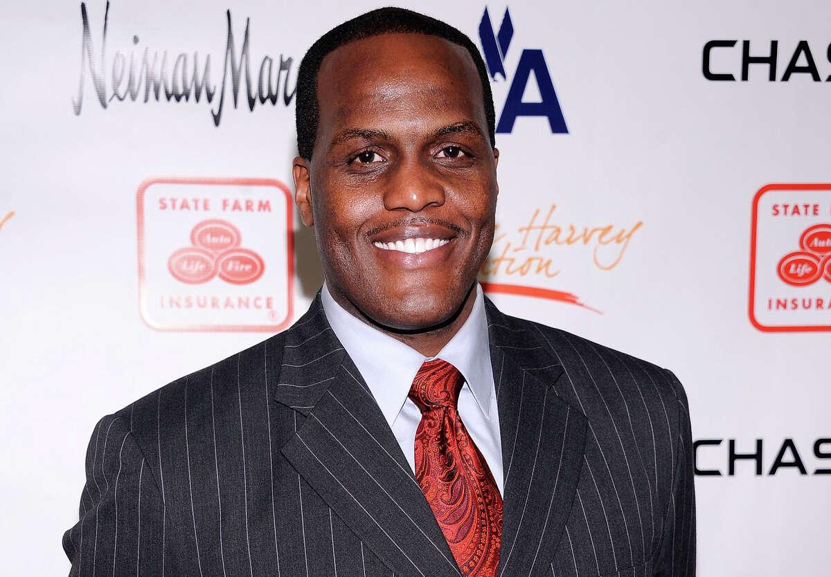 Malik Rose Former San Antonio Spur and two-time NBA Champion