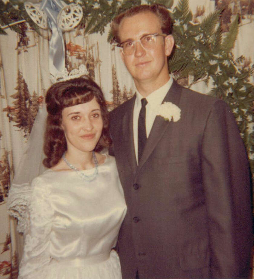 THEN: The couple married on July 4, 1964, in Plainview.