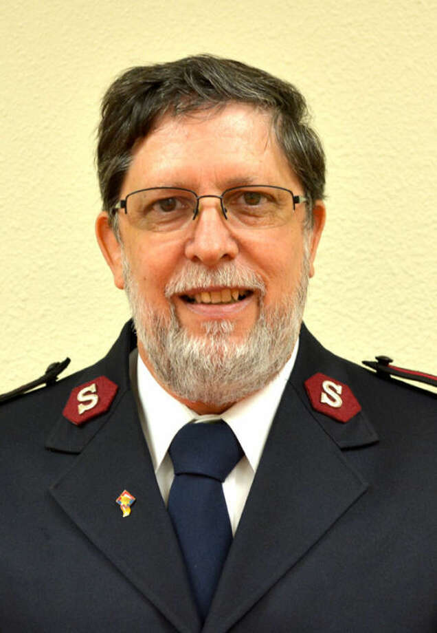 New Salvation Army corps officer enjoys building