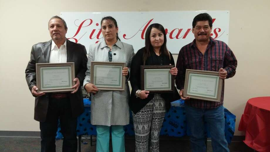 Lydia Castillo Column Hale County Literacy Council w/photo ELS students advance Lydia Castillo/Hale County Literacy Council Hale County Literacy Council's ESL students have advanced. They include Luis Gonzalez, Micaela Valle, Marisca Gonzales and Hilario Garcia. Luis Gonzalez Micaela Valle are enrolled at South Plains College for GED, Marisca Gonzales is enrolled at SPC to prepare for the CAN, Garcia is enrolled at Vista College for electrical schooling class and Maris Sanchez (not shown) already is studying for her GED at SPC.
