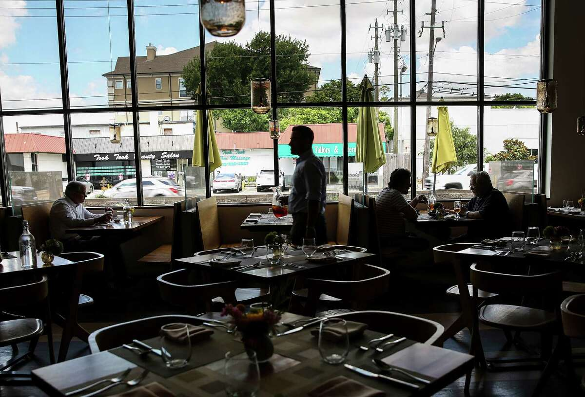 Triniti Restaurant on Shepherd saw its business fall during construction that started in 2014.