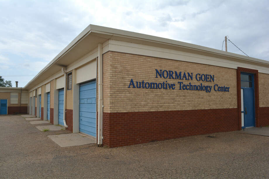 South Plains College and Plainview ISD have partnered to bring automotive technology education back to Plainview at the Norman Goen Building on the corner of Fourth and Date streets.