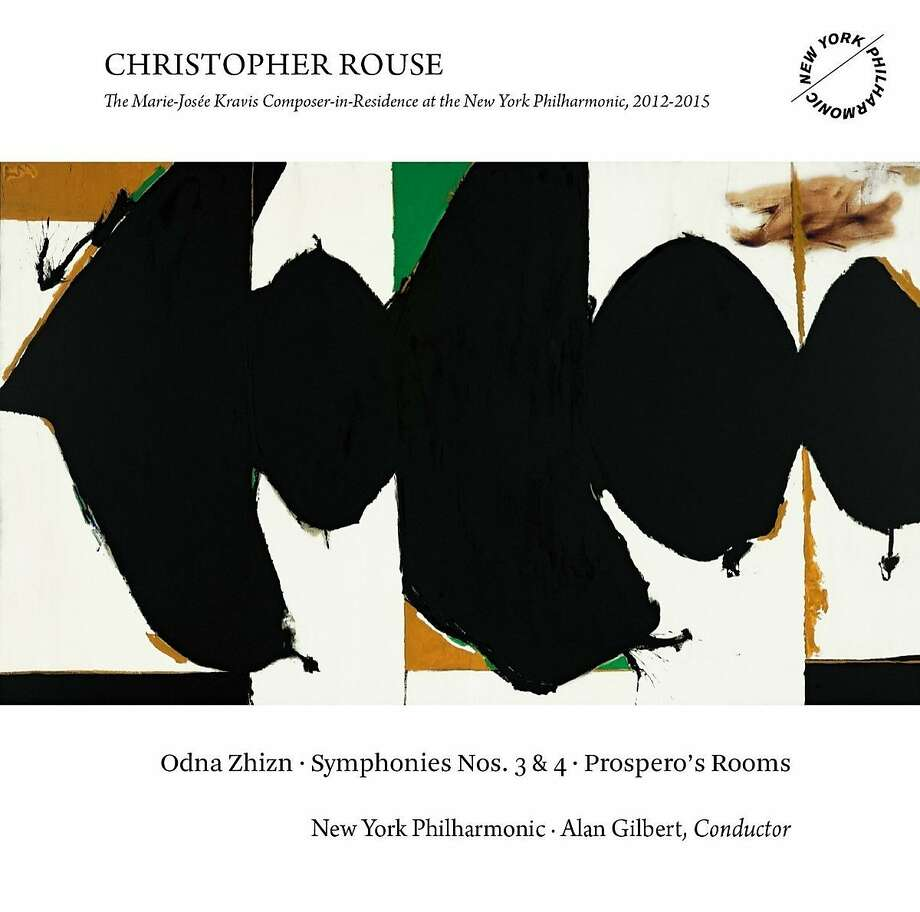 Christopher Rouse, Orchestral Works Photo: Dacapo Records
