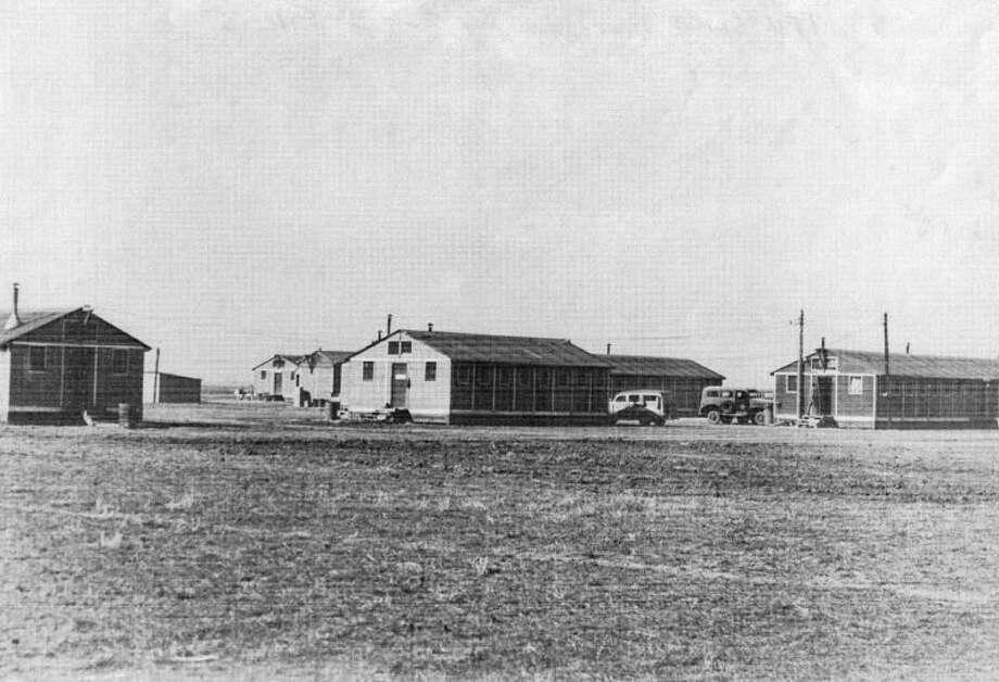 Finney Field (glider base) in 1942-42