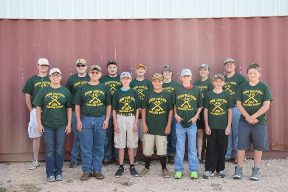 CROSBYTON — The 4-H District II Trap and Clay Shooting Sports contests were held June 27-28 with Hale County 4-H Running Water Draw Sports members participating.The results include:District II Trap:JuniorRyan Walden/12th/18IntermediateCord Brown/eighth/36Wellington Moore/ninth/36Caleb Lusk/14th/36 (second in Class B)Ben Bozeman/27th/36 (third in Class C)Harlen Schafer/28th/36Zach McDonough/ 29th/36Blaise White/31st/36Senior ITaylor Bain/14th/27Melody Brown/25th/27Senior IILayton Schur/second/14 (including 25 straight)Logan Mustian/seventh/12Ty Bain/11th/14Heather Bozeman/12th/14District II Whiz Bang and Skeet/June 28Senior IILayton Schur/second in Whiz Bang/seventh in SkeetSenior ITaylor BainLarry Ratheal Scholarship Shoot/San Angelo/July 10-12Layton Schur/100 sporting clays/50 American Trap/50 Modified Trap/50 International Skeet/50 American Skeet and 50 Whiz Bang (seven events). Awarded $2,500 scholarship