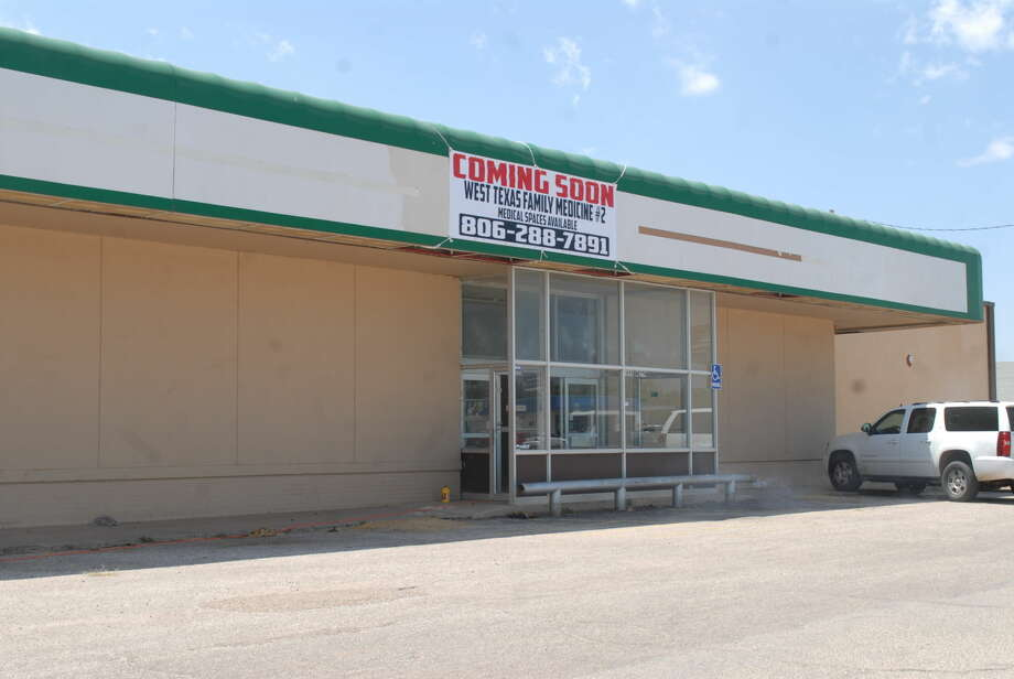 Growth does not seem to be slowing the medical staff of West Texas Family Medicine, which plans to open a second Plainview location in the former Gebo's building at 1605 W. Fifth St.