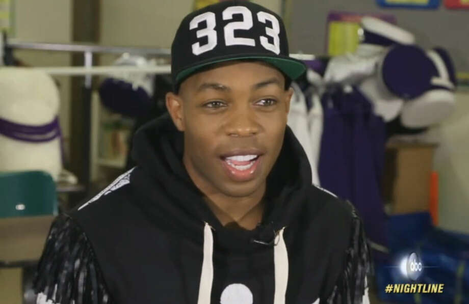 Todrick Hall gives ABC News an exclusive look at the shooting of his new reality television show scheduled to appear on MTV. Hall was featured in a special segment on Nightline Thursday centered on his unique rise to fame. Photo: Courtesy Photo ABC News