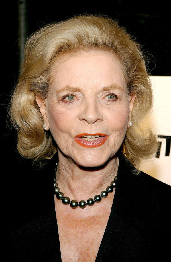 Lauren Bacall Photo: MCt
