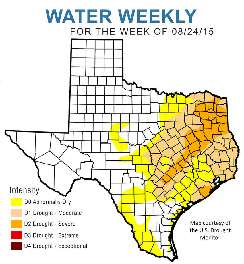 Weekly synopsis of water-related issues Photo: Texas Water Development Board