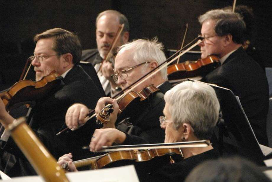 "Courtesy Photo/Charles Starnes The opening concert for the 37th Plainview Symphony Orchestra season will feature compositions for violins. ""A Camera Chiesa"" will be performed at 7:30 p.m. Thursday, Oct. 22, at First United Methodist Church."