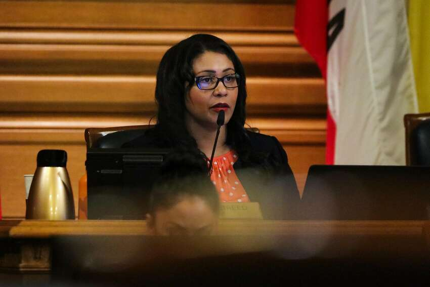 Supervisor London Breed called the decision