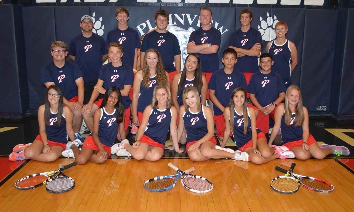 Weight' is over: PHS tennis in playoffs first time in 16 y