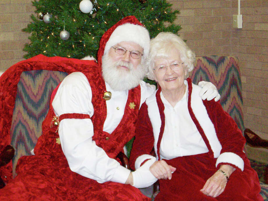 Santa and Mrs. Claus will make an appearance at Breakfast with Santa at the Ollie Liner Center. Photo: Courtesy Photo | RSVP
