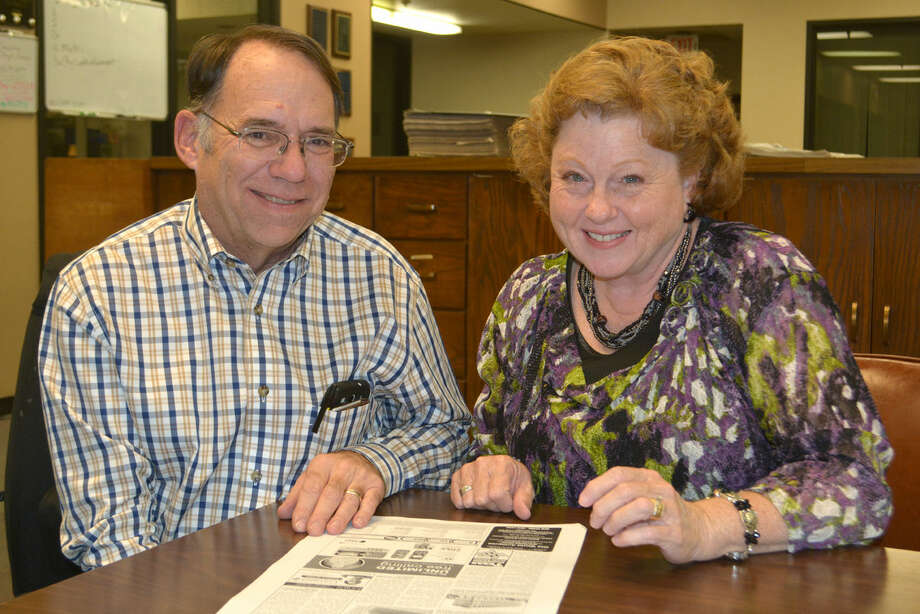 Blair and Gayle Willson of Lubbock grew up in Plainview and spend much of their time here. As the faces behind Plainview Downtown Restoration, they will likely be spending even more time in Plainview after the non-profit organization assumed ownership of the venerable Skaggs Building at 701 Broadway.
