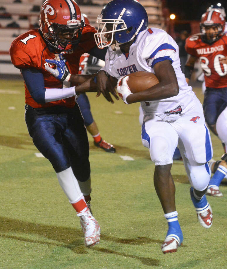9. Abilene Cooper (8-0) beat Amarillo Caprock, 51-24 Photo: Skip Leon/Plainview Herald