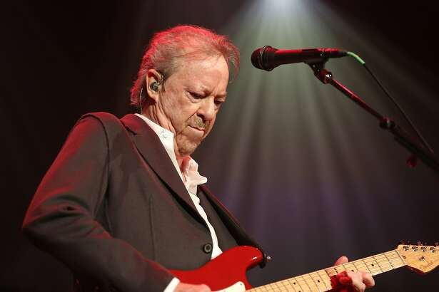Artist Boz Scaggs performs at the Dylan Fest at Ryman Auditorium on Monday, May 23, 2016, in Nashville, Tenn. (Photo by Laura Roberts/Invision/AP)