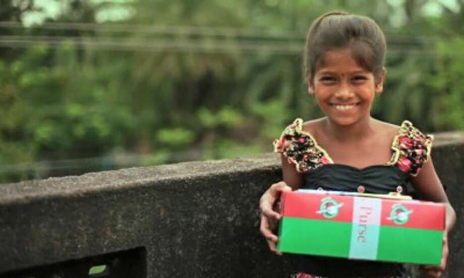 In 2014, 113 million shoeboxes were delivered to boys and girls in more than 140 countries. Photo: Courtesy Photo | Samaritan's Purse