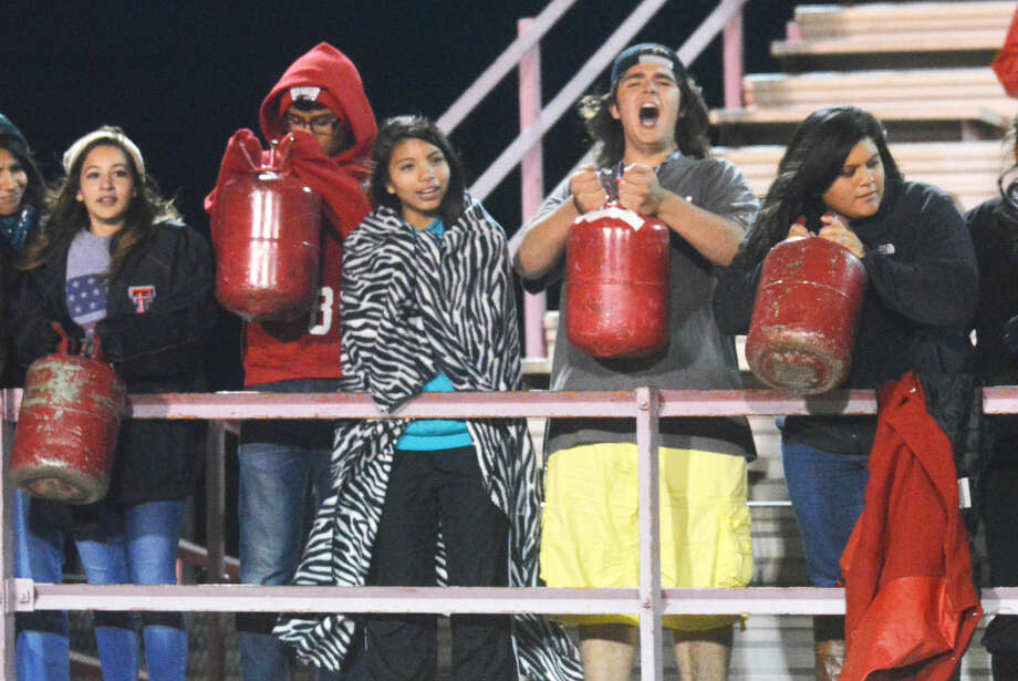 The Plainview Bulldog football fans have been vocal and supportive this season. They will have more chances this week to cheer for the Bulldogs. A pep rally for the football team is scheduled for 7 p.m. Thursday at Millennium Park. The Dogs will make their first foray into the postseason playoffs since 2006 when they host Palo Duro in a bi-district contest at 7:30 p.m. Friday. Photo: Skip Leon/Plainview Herald