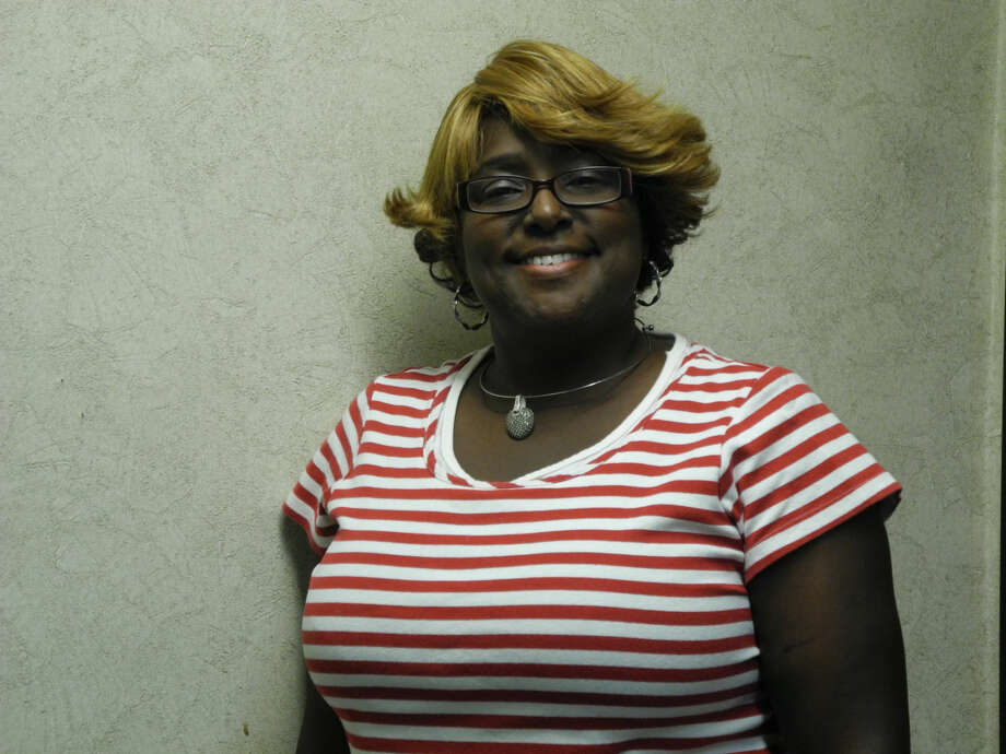 "Nina Green, who was diagnosed with lung cancer on April 4, 2014, is learning to trust God, ""even when I can't trace him."" Photo: Gail M. Williams 