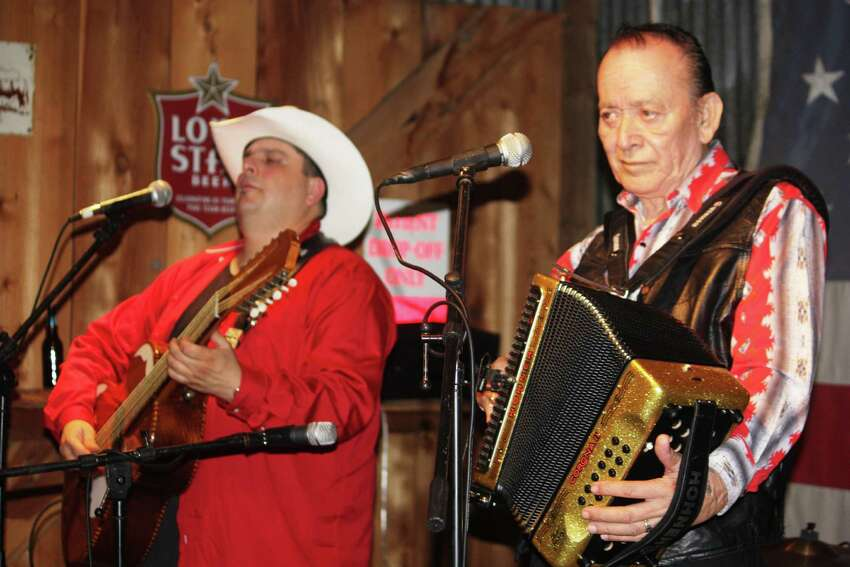Hard to believe, but the Grammy-winning conjunto and Tex-Mex act led by virtuoso bajo sexto musician Max Baca has never played Gruene Hall. That changes Friday when Los TexManiacs will be joined by legend Flaco Jimenez of the Texas Tornados. Jimenez, who turned 78 last month, continues to work at Blue Cat Studios in Southtown, putting finishing touches on a Los Caporales duo project with Fred Ojeda. Bluesman Johnny Nicholas, who will be featured on NPR on Saturday's